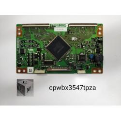 Placa t-com cpwbx3547tpz.a