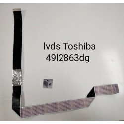 Cable lvds toshiba