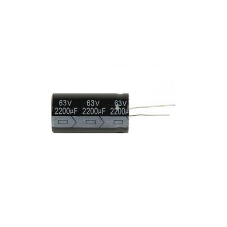 Condensador 2200mf-63v