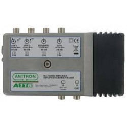 Central amplificadora A116L