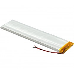 Bateria litio 3,7v 1400mah