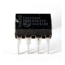 Circuito integrado TDA7052