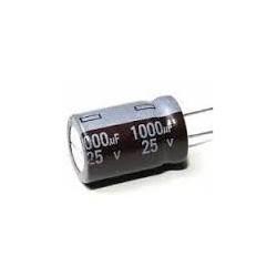 Condensador 1000mf-25v