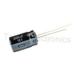 Condensador 2200mf-16v