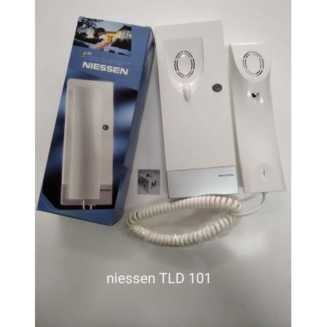 Telefonillo de portero electronico niessen