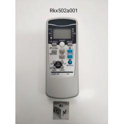Mando a distancia de aire acondicionado rkx502a001p