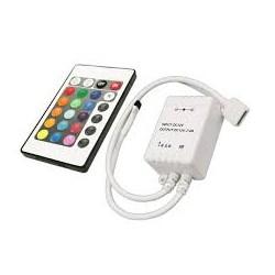 Controlador tiras de led RGB