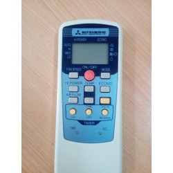Mando de aire acondicionado mitsubishi rma502a001
