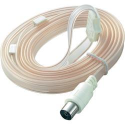Antena fm 75ohm + conector