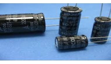 Condensadores varios